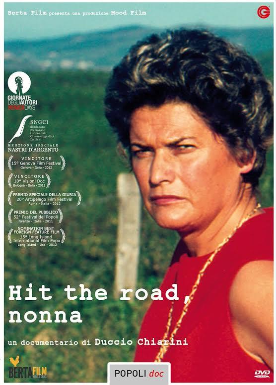 Hit The Road, Nonna – il DVD del film di Duccio Chiarini