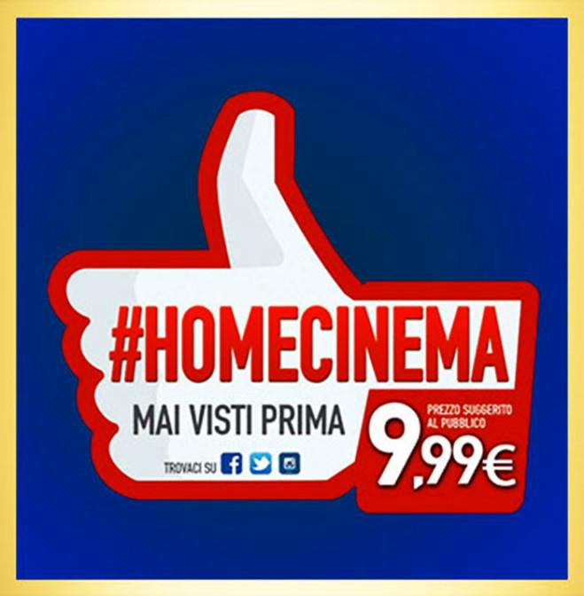 #homecinema mai visti prima, i DVD e i BLU-RAY a prezzo speciale di Universal