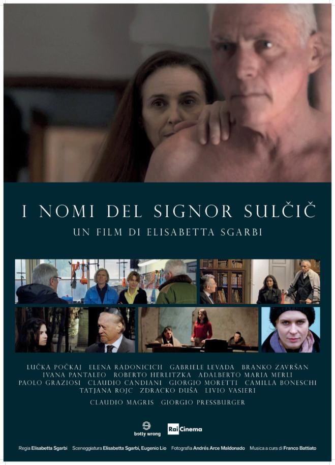 I nomi del signor Sulčič, il nuovo film di Elisabetta Sgarbi con le musiche di Franco Battiato