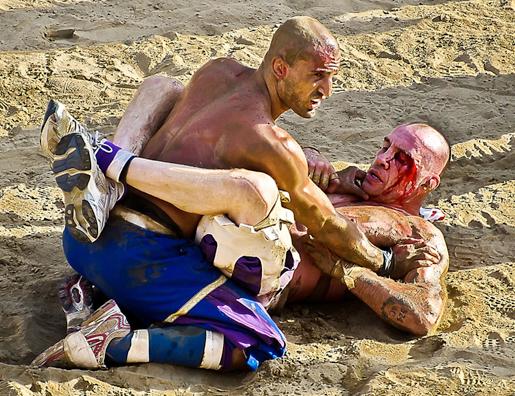 I Gladiatori Del Calcio di Fabio Segatori (DVD – CG, 2012)