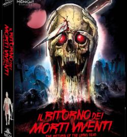 Il ritorno dei morti viventi, il cult di Dan O'Bannon in una lussuosa edizione 3 Blu Ray da Koch Media