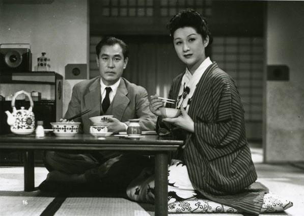 Il sapore del riso al tè verde di Ozu Yasujiro
