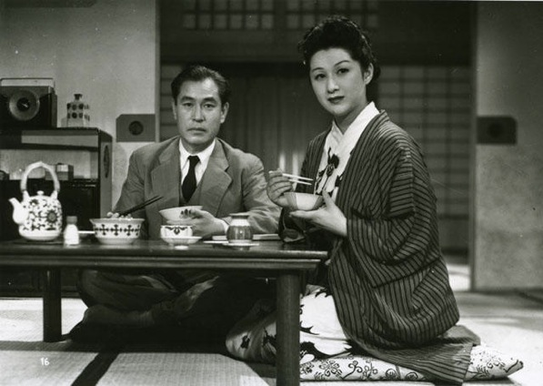 Il sapore del riso al tè verde di Ozu Yasujiro