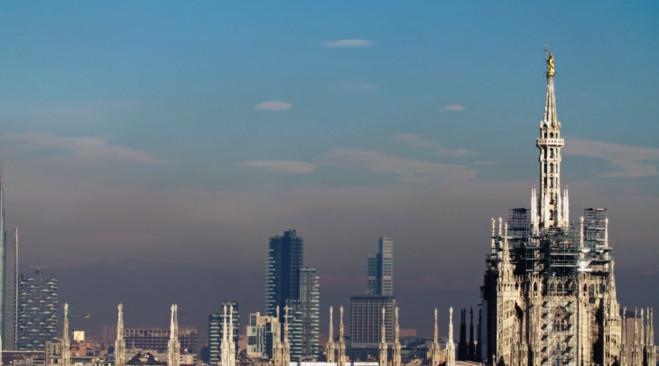 Il Volto di Milano di Massimo Zanichelli: Tensione verso l'ineffabile