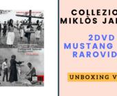 Collezione Miklós Jancsó 2DVD d Mustang Ent. e Rarovideo: il video unboxing