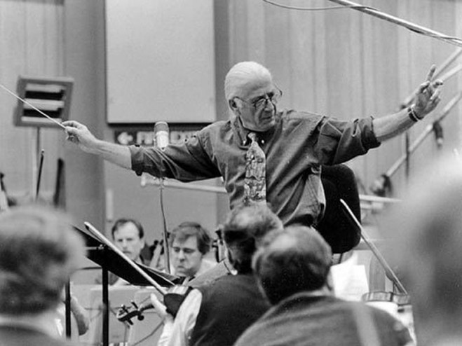 Jerry Goldsmith – in harm's way –