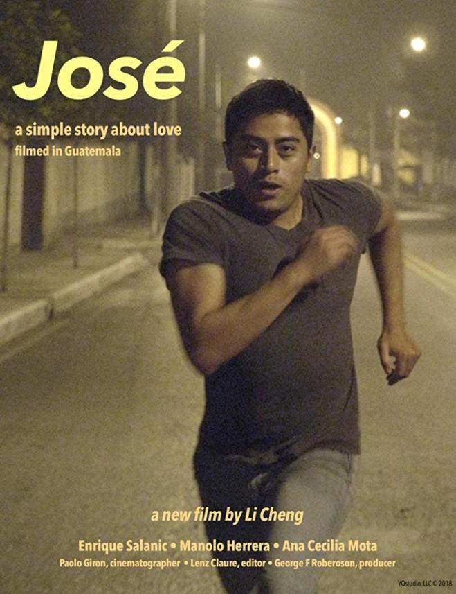 José di Li Cheng alla XV edizione de Le Giornate degli Autori
