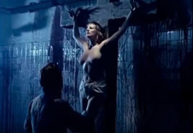 David Bowie in Sanctuary (The Hunger Series - 1999 -Tony Scott - prod Scott Free)