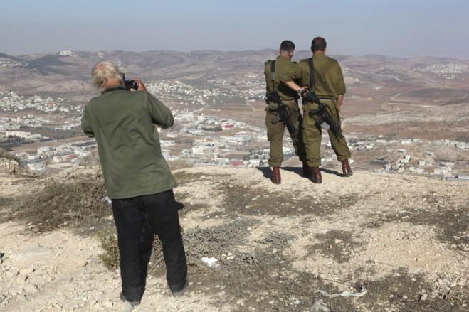 Koudelka – Shooting Holy Land di Gilad Baram – Al cuore dei Conflitti 2017