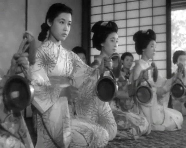 La musica di Gion di Kenji Mizoguchi: la recensione