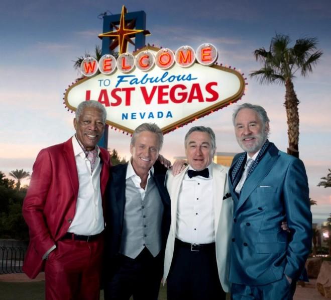 Last Vegas di Jon Turteltaub apre il 31° Torino Film Festival