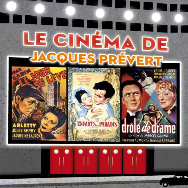 Il Cinema di Jacques Prévert: Milan Records pubblica un'imperdibile compilation