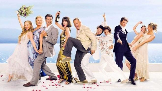 Mamma Mia! Ci risiamo di Oliver Parker. Dal 27 novembre in BLU-RAY, DVD e 4K-UHD