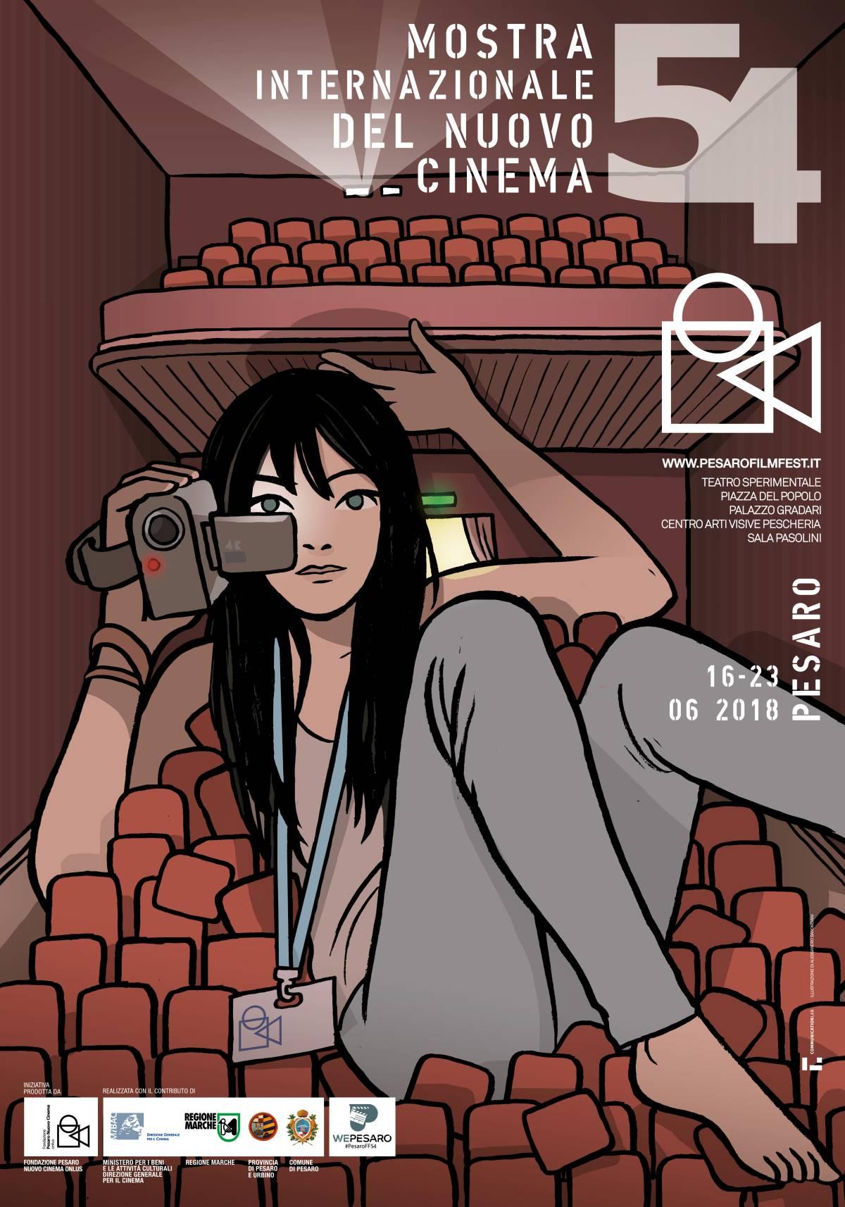Pesaro 54: Mostra Internazionale del Nuovo Cinema tutta al femminile. Dal 16 al 23 giugno