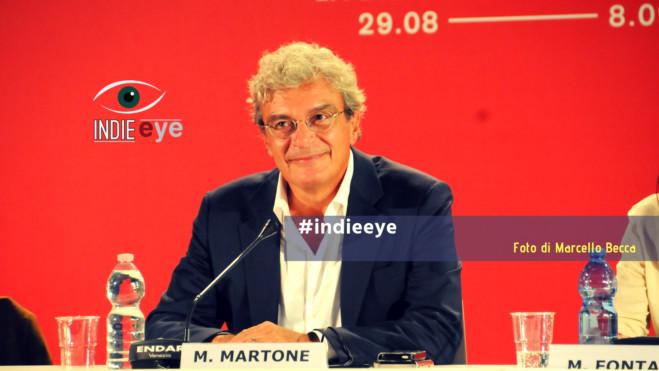 Capri Revolution di Mario Martone, la conferenza stampa a Venezia 75