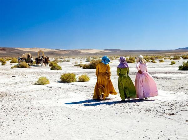 Venezia 67 – Kelly Reichardt – Meek's Cutoff, Desert Hearts