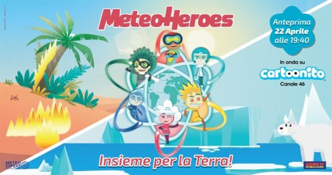 Meteoheroes: la premiere su Boing e tutta la serie in Home Video