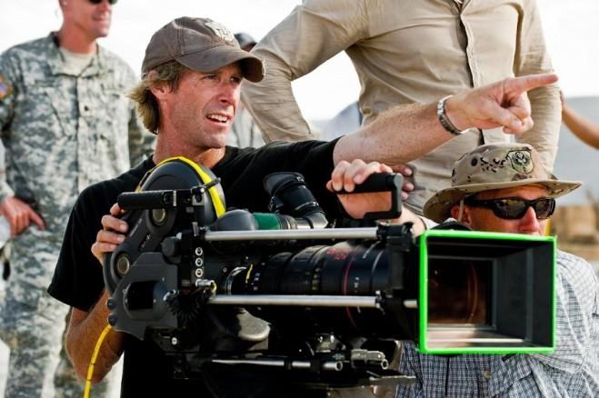 Michael Bay potrebbe dirigere un film di guerra: Sabotage