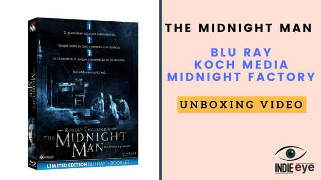 The Midnight Man – Il Blu Ray limited edition di Midnight Factory: il video unboxing