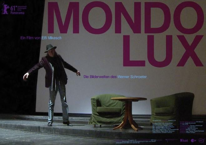 Berlinale 61 – Mondo Lux – Die Bilderwelten des Werner Schroeter di Elfi Mikesch (Germania, 2011)