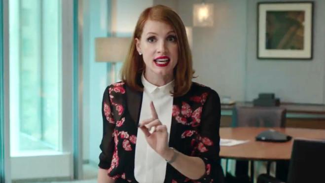 Miss Sloane – Giochi di Potere: la recensione