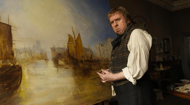 Mr. Turner di Mike Leigh a Cannes 2014: ho lavorato senza script, come sempre
