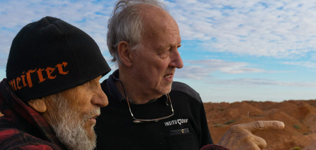 Nomad: In The Footsteps Of Bruce Chatwin di Werner Herzog, Festa del Cinema di Roma: recensione