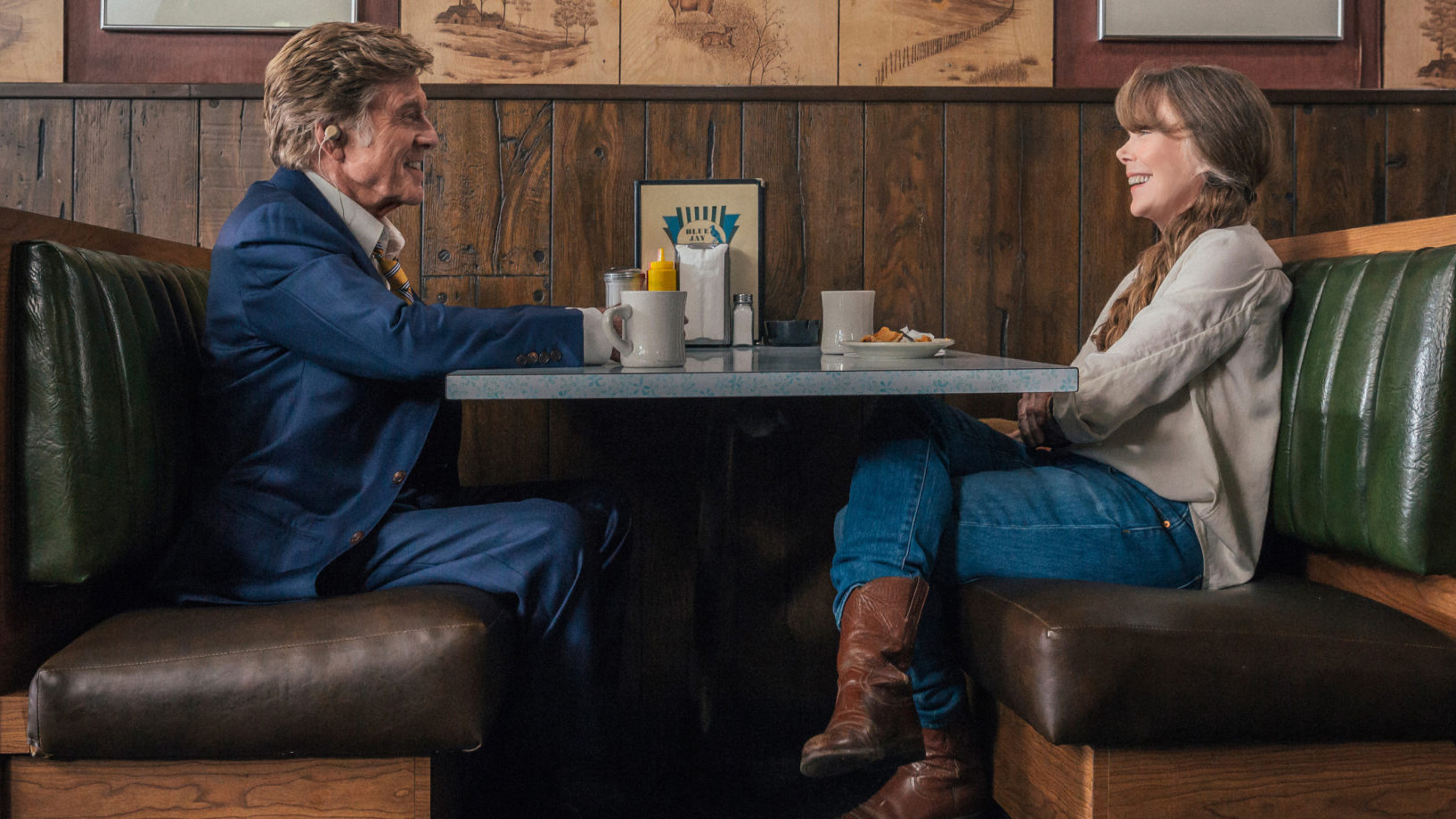 Old Man & The Gun, il crepuscolo di Robert Redford nel film di David Lowery: la recensione