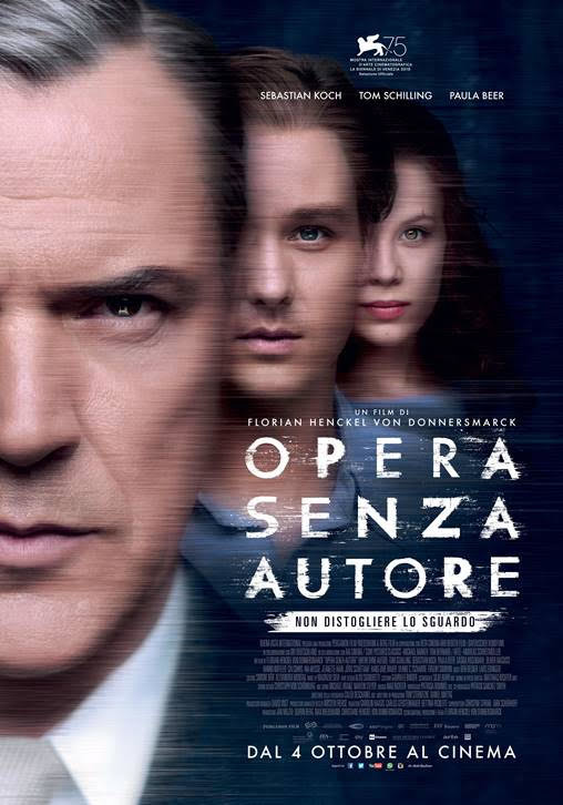 Opera Senza Autore raccontato da Florian Henckel von Donnersmarck