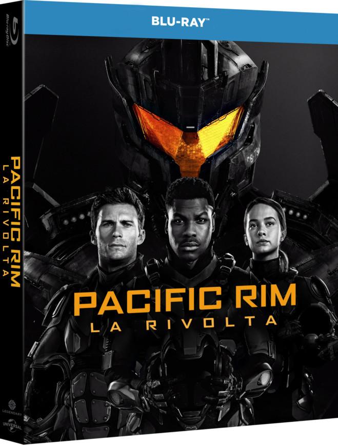 Pacific Rim, la Rivolta. Tutti i formati dei dischi Universal Pictures Home Entertainment