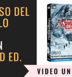 Il Passo del Diavolo di Renny Harlin – Blu Ray limited edition: video unboxing