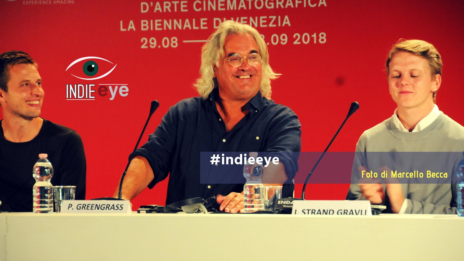 22 July di Paul Greengrass, la conferenza stampa del film a Venezia 75