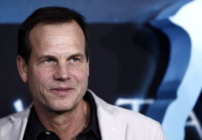 Bill Paxton: tutto nudo