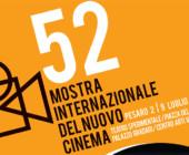 52a mostra Internazionale del Nuovo Cinema di Pesaro, il programma