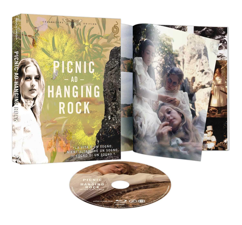 Picnic ad Hanging Rock – Il film di Peter Weir, il romanzo di Joan Lindsay e la miniserie: I Blue Ray Koch Media e la nostra analisi