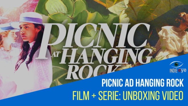 Picnic ad Hanging Rock – Il film di Peter Weir e la Mini-Serie: il video unboxing
