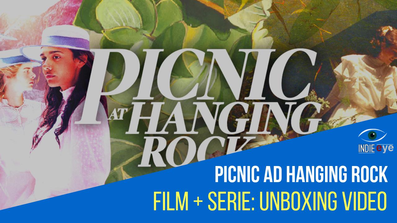 Picnic ad Hanging Rock – Il film di Peter Weir e la Mini-Serie: il video unboxing