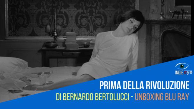 Prima Della Rivoluzione di Bernardo Bertolucci: Il Blu Ray e il DVD Viggo + Ripley's Home Video