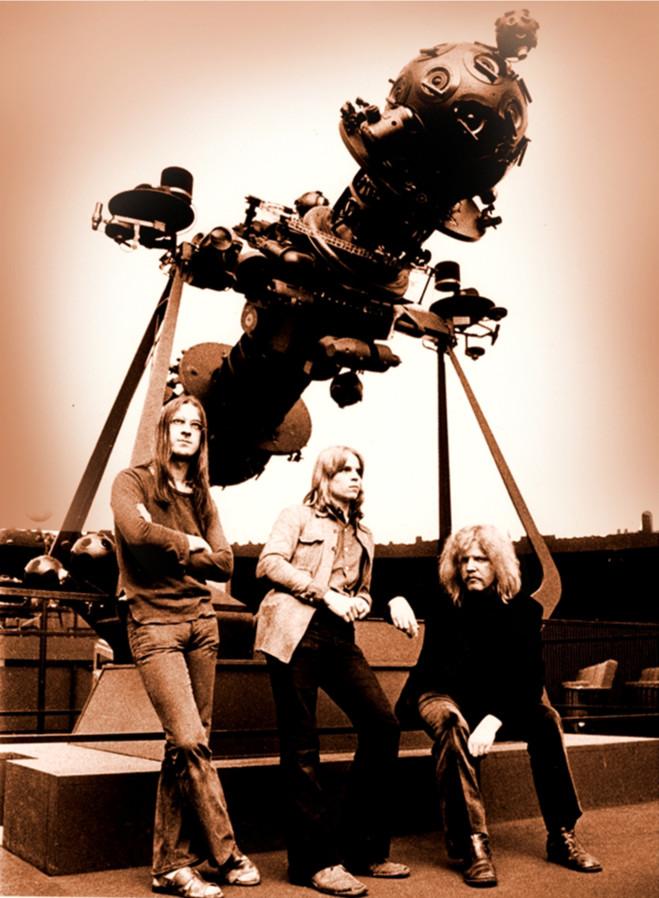 Tangerine Dream, dalla Berlinale 67 il documentario di Margarete Kreuzer sulla seminale band tedesca