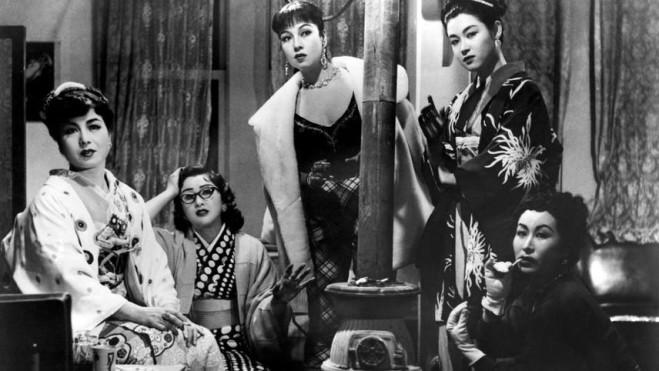 La strada della Vergogna di Kenji Mizoguchi: la recensione
