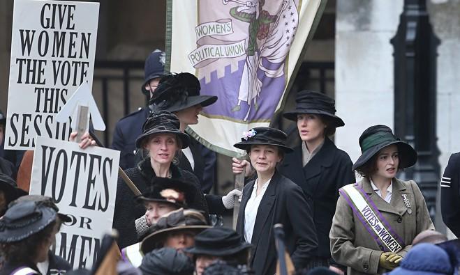 Suffragette di Sarah Gavron apre il 33° Torino Film Festival