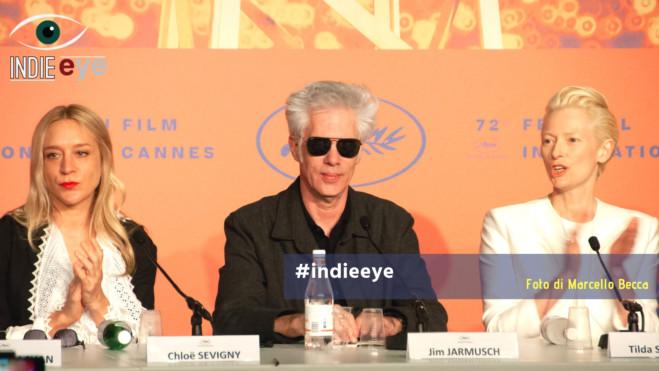 The Dead Don't Die di Jim Jarmush raccontato dal regista e dal cast a Cannes 72