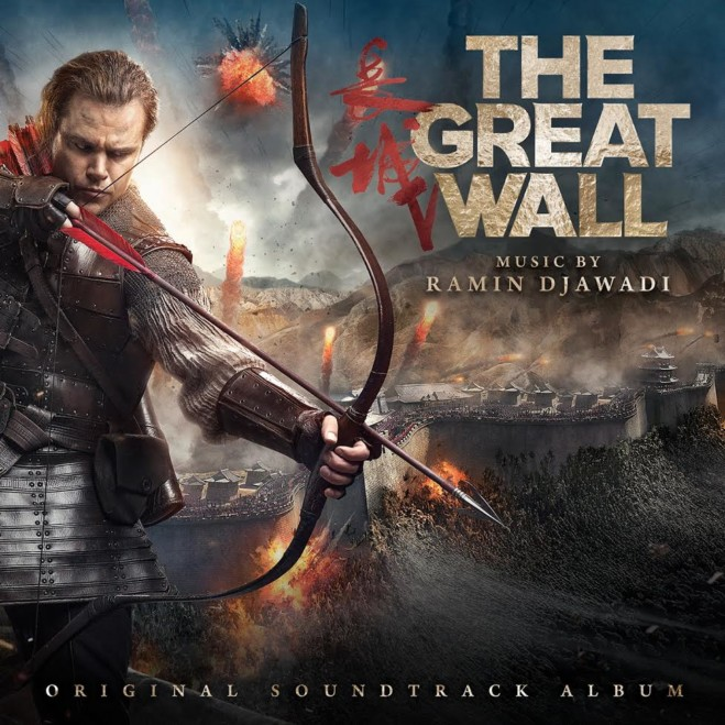 The Great Wall di Zhang Yimou: la colonna sonora di Ramin Djawadi. Anticipazioni e intervista