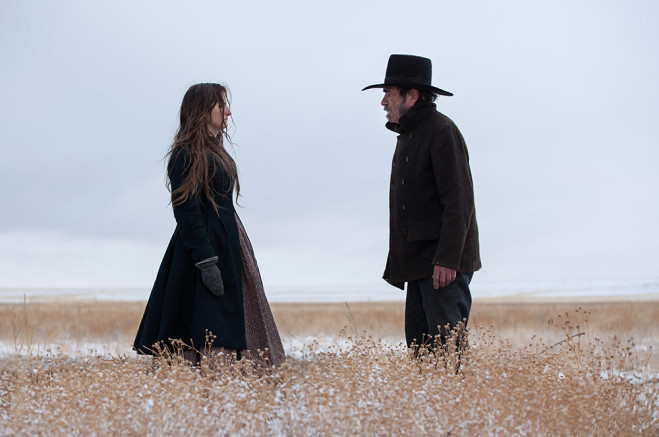 The Homesman di Tommy Lee Jones a Cannes 2014: non mi interessano gli stereotipi