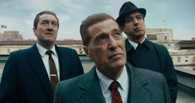 The Irishman di Martin Scorsese, Festa del Cinema di Roma: recensione