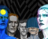 David Bowie: The Shadow Man, il corto d'animazione di Alice Rovai e Rita Rocca: la recensione