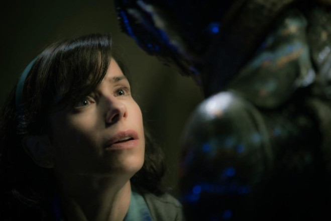 The Shape of Water di Guillermo Del Toro – la conferenza stampa a Venezia 74