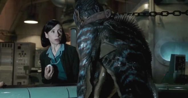 La forma dell'acqua – The Shape of Water di Guillermo del Toro: la recensione in anteprima