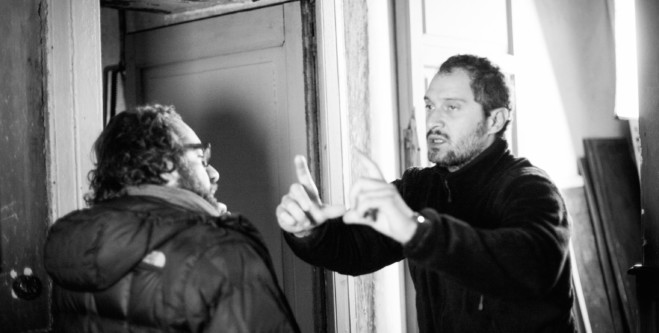 Claudio Santamaria, l'esordio alla regia a #Venezia74