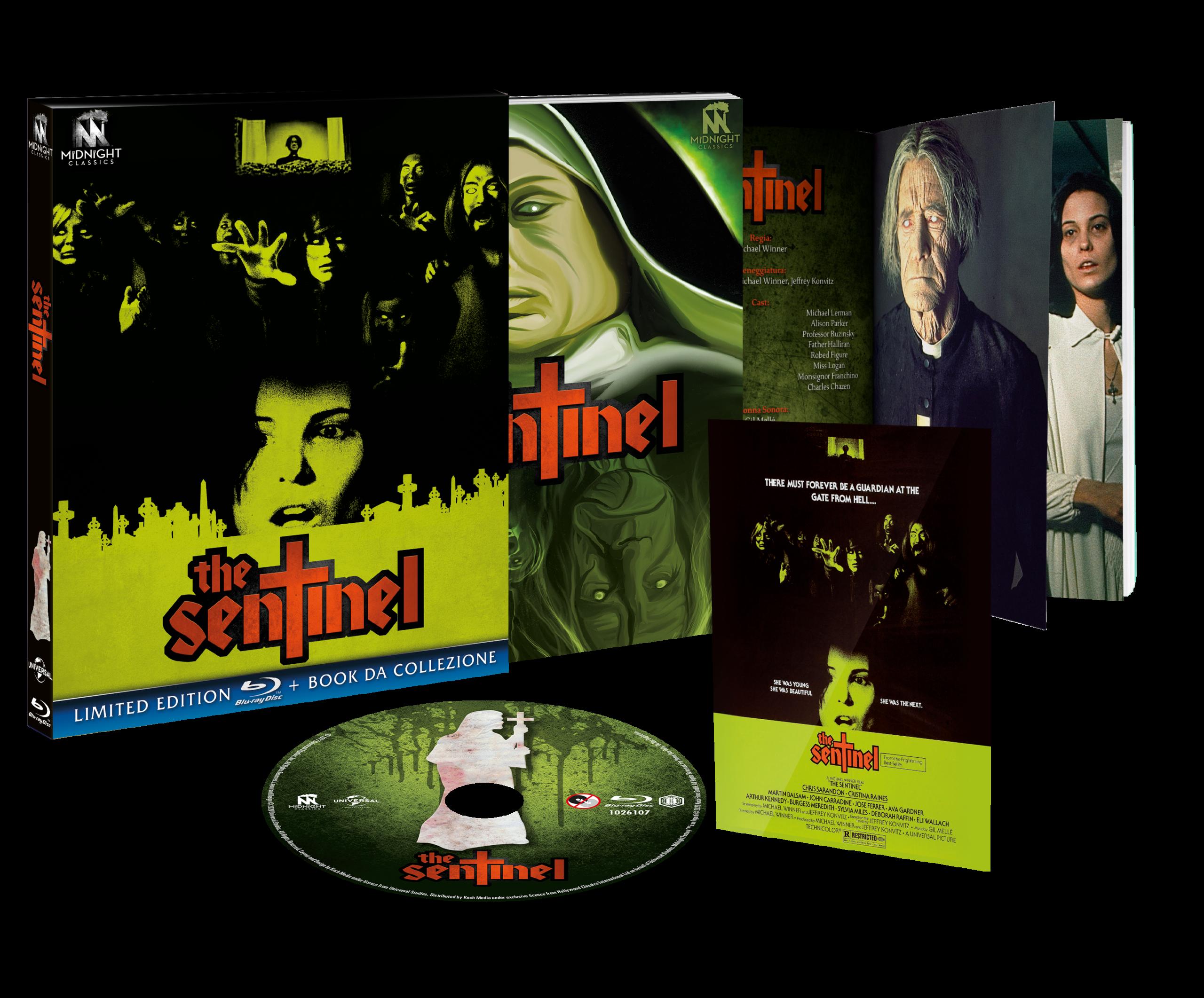 The Sentinel di Michael Winner: arriva il Blu Ray Midnight Classics, guarda la clip in anteprima